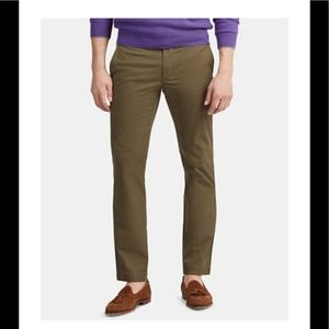 Polo Ralph Lauren Chino's khaki green color